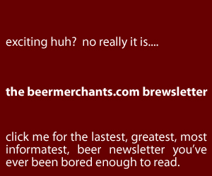 Beermerchants.com Newsletter